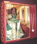 Holiday Barbie 2011 Doll with Gift Necklace