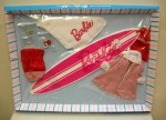 #1735 NIB Barbie Convention 2011 Barbie & Ken Swim Gear Fashions