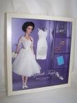 2012 Silkstone Elizabeth Taylor Doll White Diamonds Perfume Barbie Giftset  NRFB