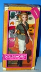 2012 Barbie Dolls of the World Australia NRFB