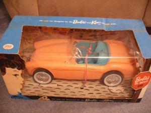 1962 New Austin Healy
