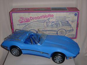 1984 Ken Dreamvette #9033 side