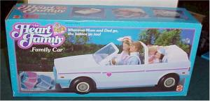 1985 #9566 Family Car NRFB