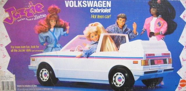 1988 JAZZIE Volkswagen Cariolet Hot Teen Car