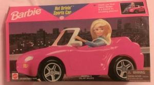 1996 Hot Drivin Sport Car
