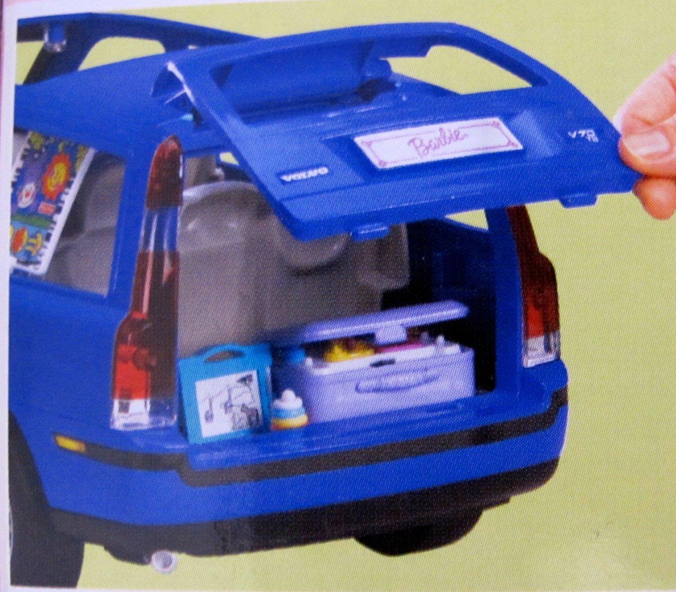 2002 BARBIE Happy Family VOLVO V70 Vehicle VAN SUV Flyer