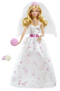 2012 Barbie Bride