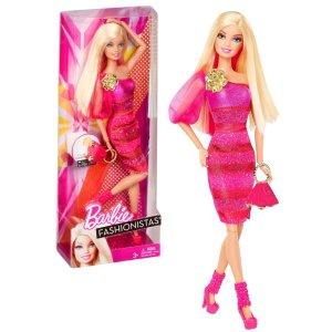 2012 Barbie f