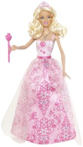 2012 Barbie Princess p