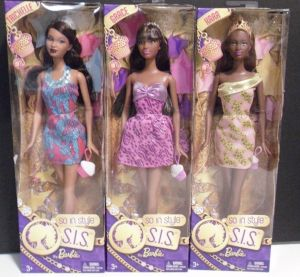 2012 Barbie So In Style S.I.S 3