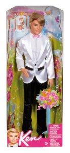 2012 Groom Ken Doll n