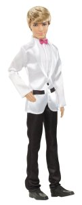 2012 Groom Ken Doll