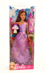2012 Princes Barbie Doll & Pet Nikki