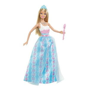 2012 Princess Barbie