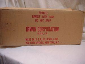 60's AUSTIN FIRST BARBIE CAR box