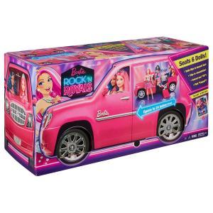 Barbie in Rock N' Royals Limo1