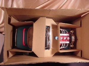 KEN HOT ROD ROADSTER BY IRWIN NEW IN THE RAREST BOX - insode box