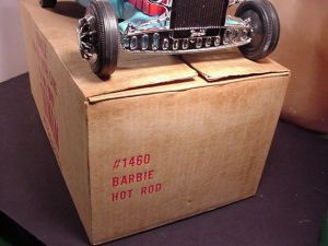 KEN HOT ROD ROADSTER BY IRWIN NEW IN THE RAREST BOX - Item #