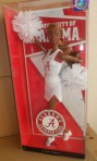 2012 UNIVERSITY OF ALABAMA,CRIMSON TIDE AA BARBIE- NRFB