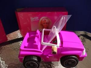 BARBIE ~ Sport Cruiser ~ VEHICLE ~ Jeep/SUV ~ NEW IN BOX ~ Avon 1997 ~ MATTEL
