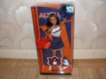 2012 AUBURN UNIVERSITY CHEERLEADER NRFB
