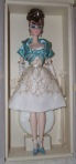 2012  LE 5800 SILKSTONE BARBIE PARTY DRESS-NRFB ROBERT BEST ATELIER NRFB inside the box