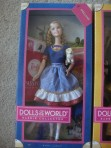 2012 Dolls Of The World Passport Holland NRFB