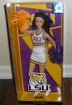 2012 Louisiana State University Barbie® Doll NRFB