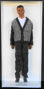 2012 KEN CONVENTION (KEN-VENTION) SPACE-AGE BACHELOR PAD HOST DOLL - inside the box