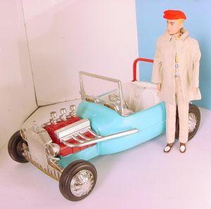 Car with Ken