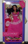 2012 Barbie Doll of the World Mexico NRFB