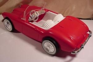 RED AUSTIN FIRST BARBIE CAR by IRWIN3