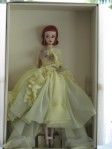 2012 GALA GOWN BARBIE SILKSTONE GOLD LABEL NRFB inside the box