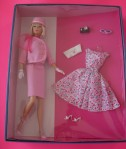 PASSPORT TO PINK BARBIE 2012 Nat'l Convention Gold Label- Ready to ship NRFB - inside the box