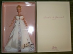 2012 CC Convention Barbie is Eternal Platinum Label NRFB