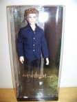 2012 Twilight Saga Jasper Barbie Collectors Edition Pink Label NRFB