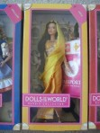2012 Dolls Of The World Passport India NRFB