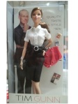 2012 STYLED BY TIM GUNN DOLL 2~PINK LABEL NRFB