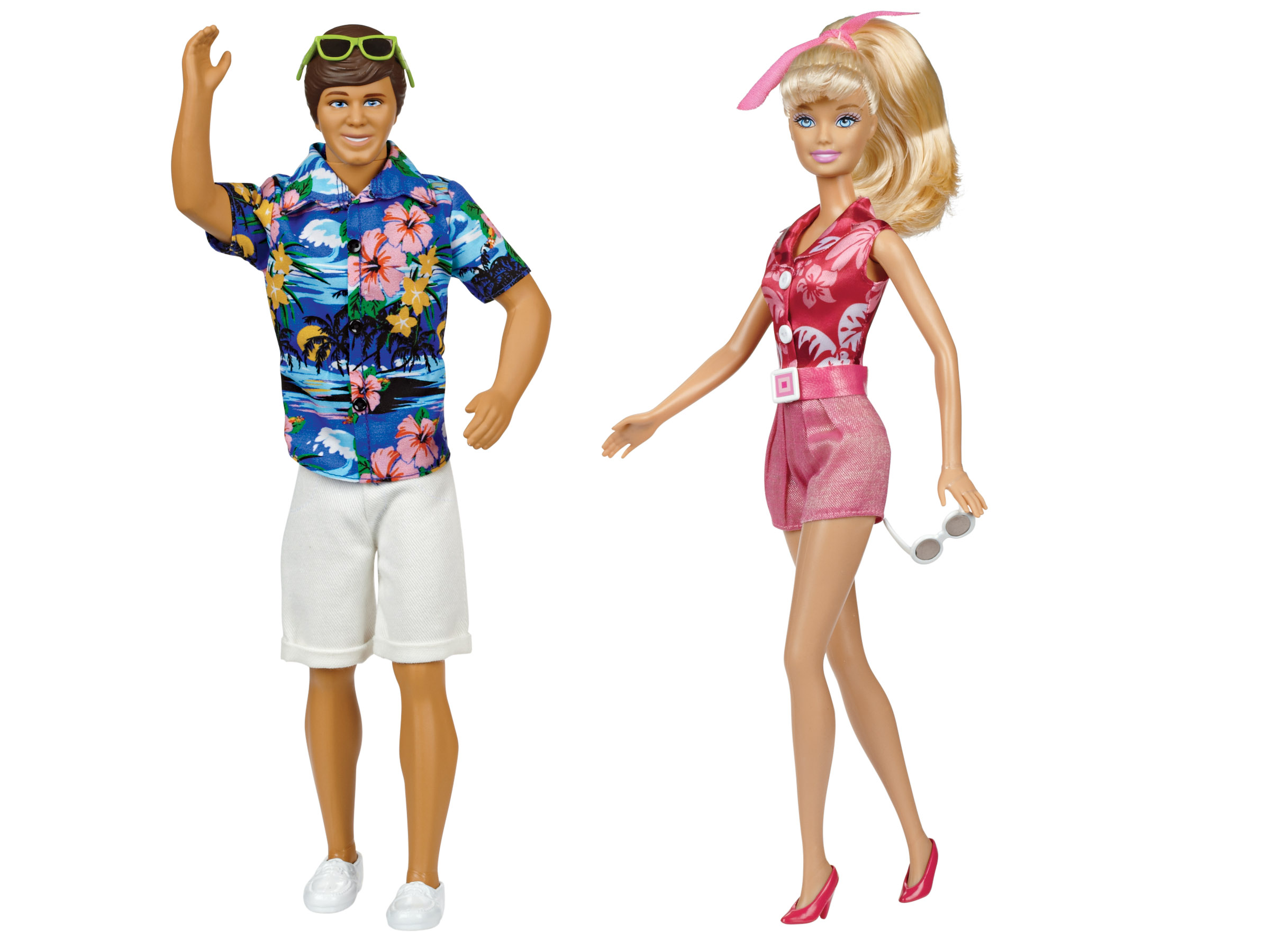 5a253c2737fa3 Toy Story Barbie and Ken Hawaiian Vacation Doll flyer