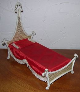 1965 BARBIE REGAL BED BY SUSY GOOSE