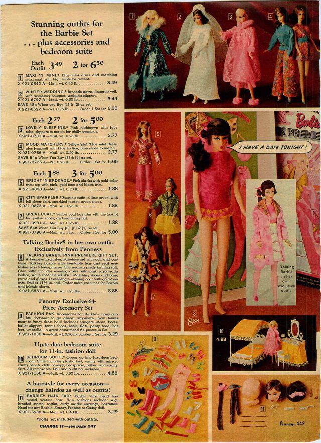 1968 Bedroom suit