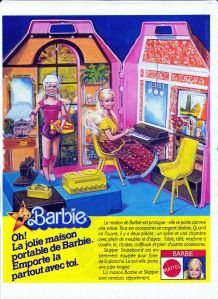 1979 Mattel Barbie - AD France