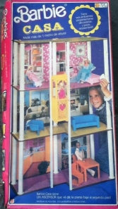 1984 Casa de Barbie -Top Toys (Argentina)