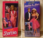 1984 #7929 Day To Night Barbie NRFB