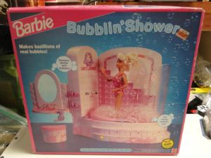 1992 Barbie Bath