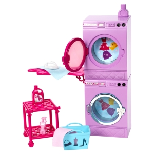 2013 BARBIE® Glam Laundry!