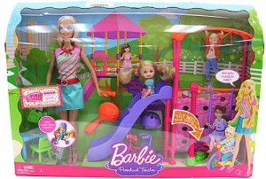 2013 BARBIE® I CAN BE...™ Nursery School Teacher Playset - 2