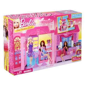2014 Barbie® Glam Vacation House NRFB