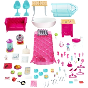 2015 Barbie® Dreamhouse® furnituren and acc