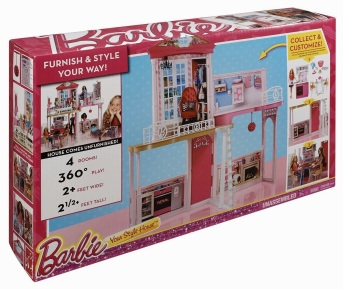 2015_Barbie_Your_Style_House_NRFB